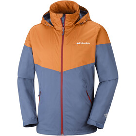 Columbia Inner Limits Veste Homme, dark mountain/bright copper
